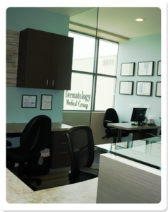 Reception and Consultation Areas
