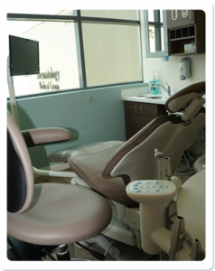 Dental Treatment Room – Comfortable Seating, State-of-the-Art Equipment